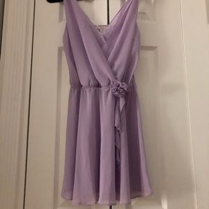 Flora lavender chemise (small)